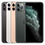 Apple iPhone 11Pro Max 64gb Unlocked Mix Colors Used (A) Grade